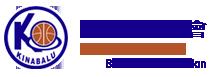 亚庇篮球总会 KKBA Logo