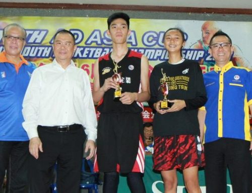 于墨斋:青少年篮赛越来越激烈